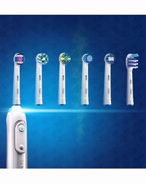 Kép Oral-B Cross Action pótfej 4 db (EB50-4)