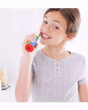 Kép Oral-B gyerek pótfej Frozen 4 db (EB10-4)