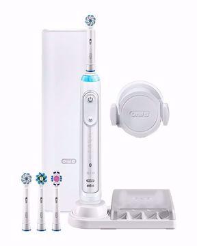 Kép Oral-B Genius 10000 elektromos fogkefe (fehér)