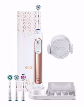 Kép Oral-B Genius 10000 elektromos fogkefe (rose gold)