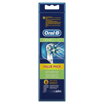 Kép Oral-B Cross Action pótfej 8 db (EB50-8)