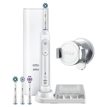 Kép Oral-B Genius 9000 White Box elektromos fogkefe