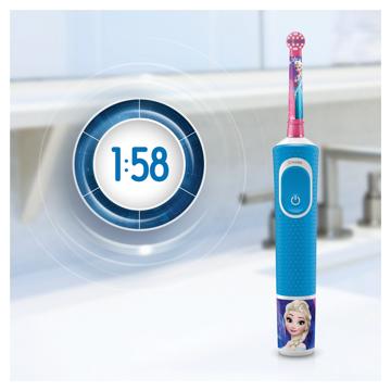 Kép Oral-B D100 Vitality gyerek fogkefe - Frozen