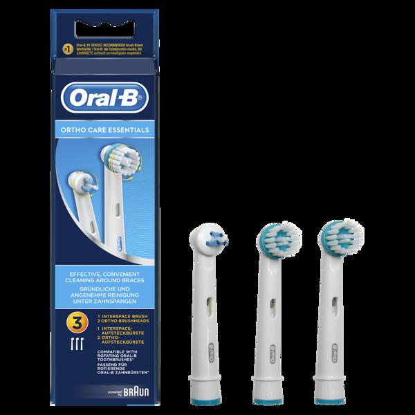 Picture of Oral-B OD17 pótfej 3 db Ortho Care kit