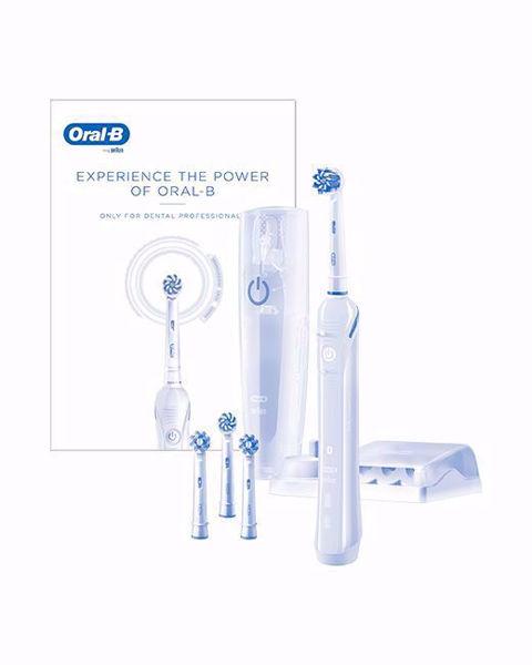 Picture of Oral-B Smart 4 Sensi White box - Csomagajánlat  4db