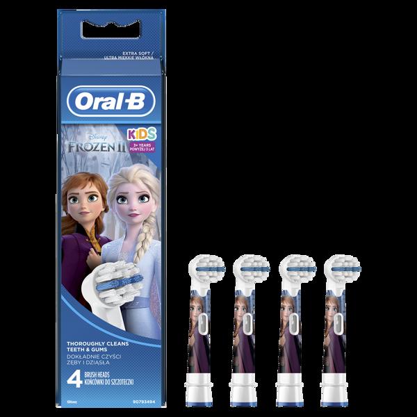 Picture of Oral-B gyerek pótfej Frozen 4 db (EB10-4)